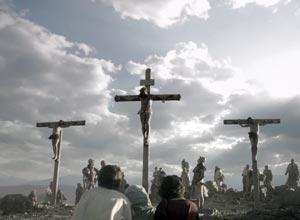 Yesus di salibkan